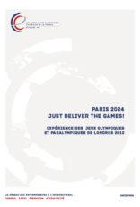 Paris 2024 - Just deliver the games ! 1