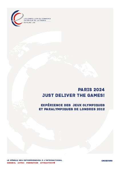 Paris 2024 - Just deliver the games ! 1