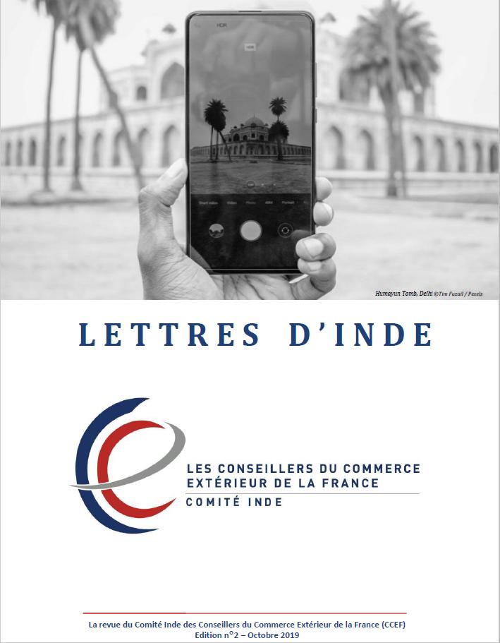 Lettre d'Inde - Edition n°2 (Octobre 2019)