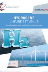 Hydrogène : l'heure est venue