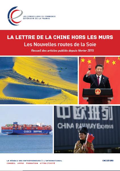 """LA LETTRE DE LA CHINE HORS LES MURS - Edition spéciale """"Nouvelles routes de la Soie"""""""