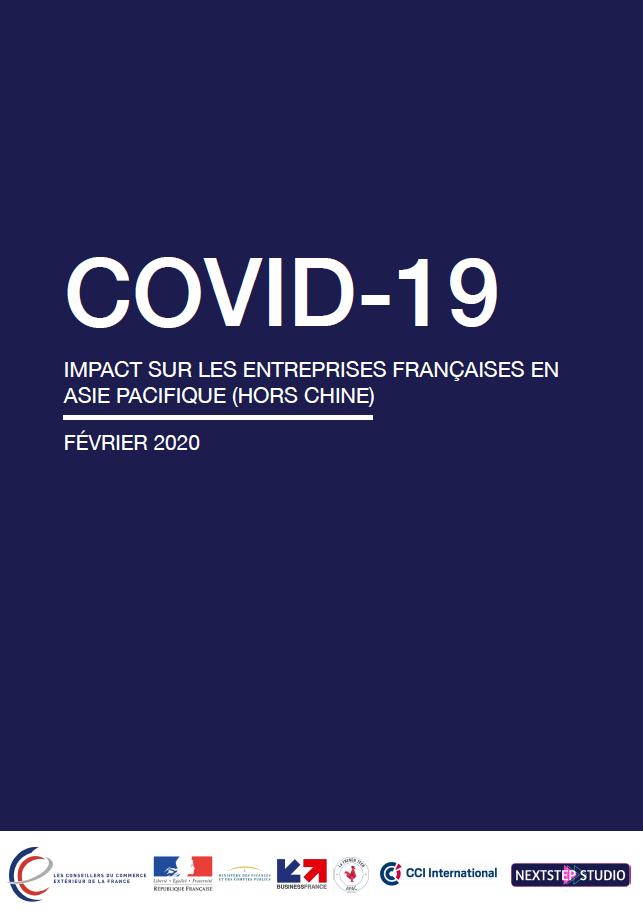 COVID-19 : Impact sur les entreprises françaises Hors Chine