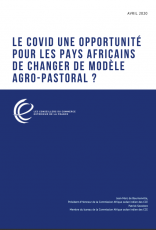 Le COVID une opportunité pour les pays Africains de changer de modèle agro-pastoral ?