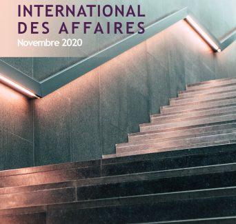 Baromètre International des Affaires #1