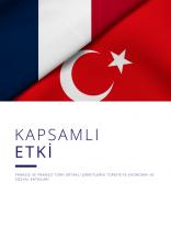 Etude sur l'impact des entreprises françaises sur l'économie turque (Version turque)